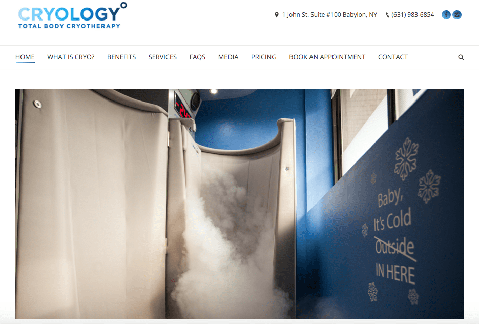 Cyology_therapy_website_infinitemedia