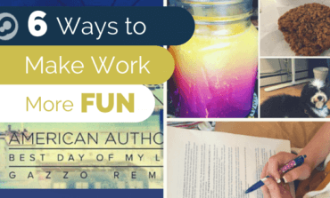 6 Ways to make work more fun (includes food, music, office pets, and more)