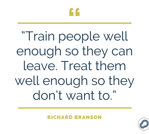 richard branson employee quote