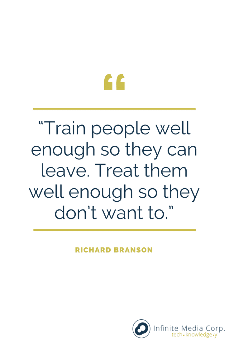 richard branson employee quote pinterest