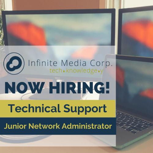 long-island-junior-network-administrator-wanted