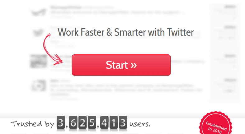 manage flitter work faster and smarter with twitter